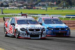 Dale Wood and Macauley Jones, Brad Jones Racing Holden and Jason Bright and Andrew Jones, Brad Jones Racing Holden