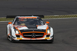 #34 Car Collection Motorsport Mercedes SLS AMG GT3: Pierre Ehret, Alexander Mattschull