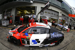 #3 Sébastien Loeb Racing Audi R8 LMS ultra: Christophe Hamon, David Hallyday, Lonni Martins