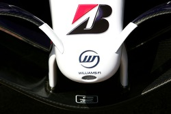 WilliamsF1 Team, FW29, front wing, detail