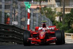 Kimi Raikkonen, Scuderia Ferrari, F2007
