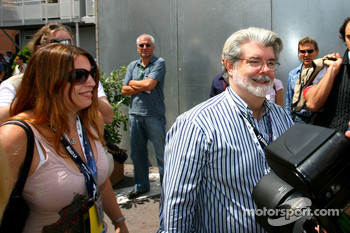 George Lucas, Director of the Star Wars films