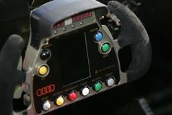 Detail of the Audi Sport North America Audi R10