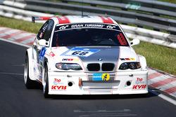 #68 BMW M3 E46: Marco Schelp, Elmar Jurek, Christian Ott, Frank Kräling