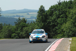 #116 Pistenclub Ford Puma Cup: Volker Sackreuther, Karsten Dempert, Rainer Hamacher, Willi Volz