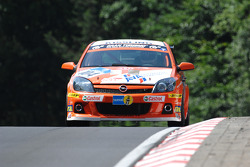 #104 Kissling Motorsport Opel Astra GTC: Stefan Kissling, Rainer Bastuck