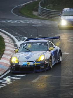 #39 Levin Racing Porsche GT3 RS: Martin Morin, Carl Rydquist, Ulf Mattson