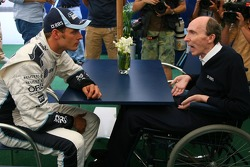 Alexander Wurz, Williams F1 Team, Sir Frank Williams, WilliamsF1 Team, Team Chief, Managing Director, Team Principal
