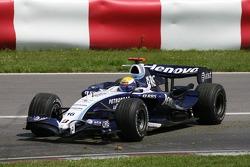 Nico Rosberg, WilliamsF1 Team, FW29, spins