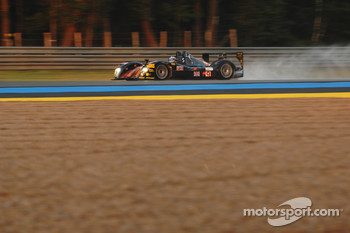 #9 Creation Autosportif Creation CA07 Judd: Jamie Campbell-Walter, Felipe Ortiz, Shinji Nakano