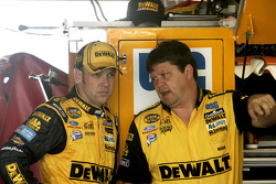 Matt Kenseth and Robby Reiser