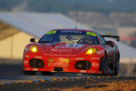 #87 Scuderia Ecosse Ferrari 430 GT Berlinetta: Chris Niarchos, Tim Mullen, Andrew Kirkaldy