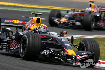 Mark Webber, Red Bull Racing , David Coulthard, Red Bull Racing