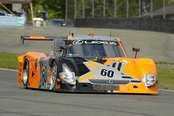 #60 Michael Shank Racing Lexus Riley: Mark Patterson, Oswaldo Negri
