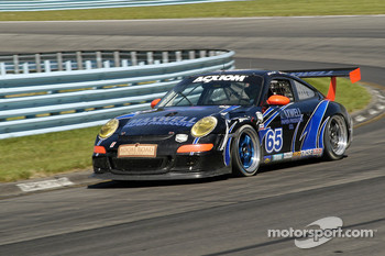 #65 TRG Porsche GT3 Cup: Ross Smith, Daniel Dileo