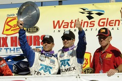 Scott Pruett and Memo Rojas took second from way back