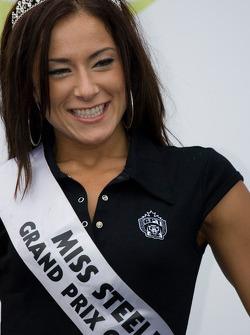 Podium: a charming Miss Grand Prix of Toronto