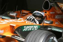 Christian Klien, Spyker F1 Team, F8-VII