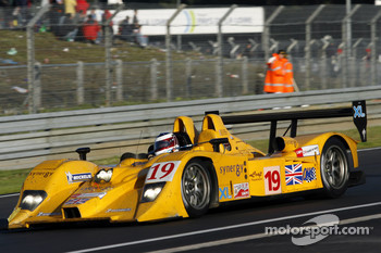 #19 Chamberlain-Synergy Motorsport Lola B06 AER: Gareth Evans, Bob Berridge, Peter Owen