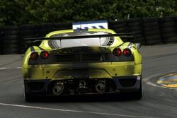 #99 Risi Competizione Ferrari 430 GT Berlinetta: Tracy Krohn, Nic Jonsson, Colin Braun