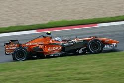Markus Winkelhock, Spyker F1 Team, F8-VII