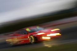 #63 Scuderia Ecosse Ferrari 430 GT2: Chris Niarchos, Andrew Kirkaldy, Tim Sugden