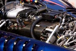Champ Car engine detail