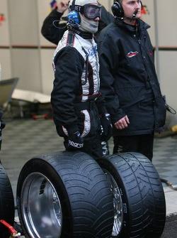 IMSA Performance Matmut ready for a pitstop