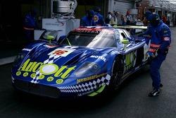 #16 JMB Racing Maserati MC 12 GT1