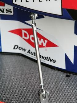 Front detail of the Valvoline Dodge