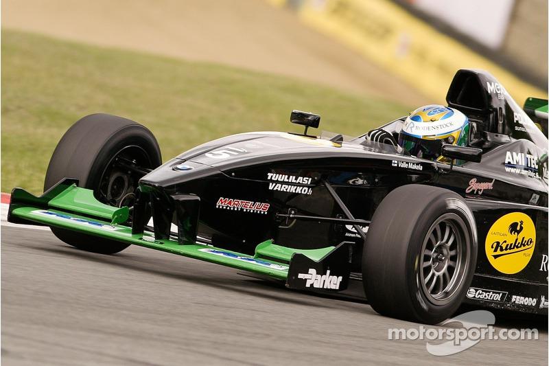 #5 Valle Makela (SF) Nexa Racing Formula BMW FB2