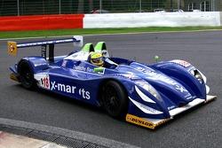 #18 Rollcentre Racing Pescarolo-Judd: Joao Barbosa, Stuart Hall, Martin Short