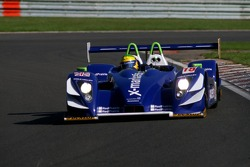 #18 Rollcentre Racing Pescarolo-Judd: Joao Barbosa, Stuart Hall, Martin Short