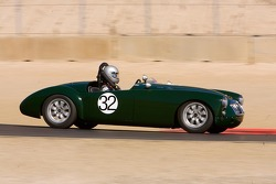 Jim Philion, 1959 MGA Twin Cam