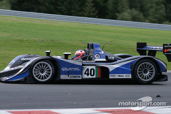 Bus stop: #40 Quifel - Asm Team Lola B05/40  AER: Miguel Amaral, Miguel Angel de Castro, Angel Burgueo