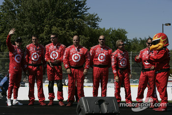 Drivers introduction: Darren Manning and his team
