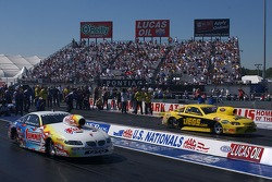 Greg Anderson and Jeg Coughlin Jr.