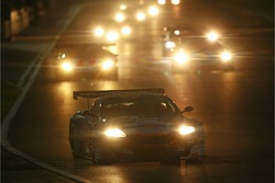 #33 Jetalliance Racing Aston Martin DB9: Karl Wendlinger, Ryan Sharp leads the field