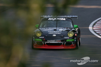 #87 Farnbacher Loles Motorsports Porsche GT3 Cup: Bryce Miller, Dirk Werner