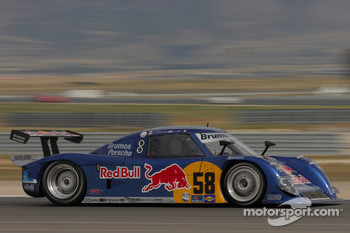 #58 Red Bull/ Brumos Porsche Porsche Riley: David Donohue, Darren Law, Buddy Rice