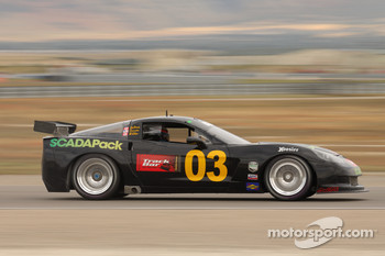 #03 Georgian Bay Motorsports Corvette: Jamie Holtom, Eric Curran, Ken Wilden