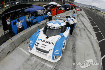 #01 TELMEX Chip Ganassi with Felix Sabates Lexus Riley: Scott Pruett, Memo Rojas, Salvador Duran