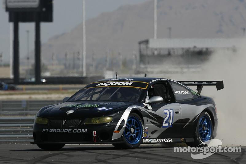Spin For 21 Matt Connolly Motorsports Pontiac Gto R