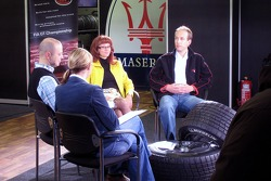 Brno morning TV show