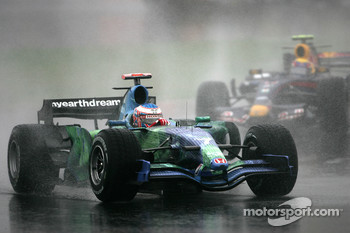 Jenson Button, Honda Racing F1 Team, Mark Webber, Red Bull Racing