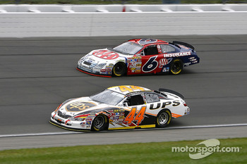 David Ragan and Dale Jarrett