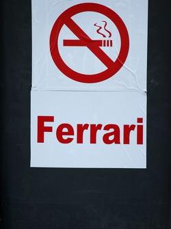 Scuderia Ferrari, bin