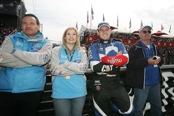 Adam Macrow (Fujitsu Racing Ford Falcon BF)