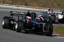 Jonny Reid, driver of A1 Team New Zealand, Nicolas Lapierre, driver of A1 Team France