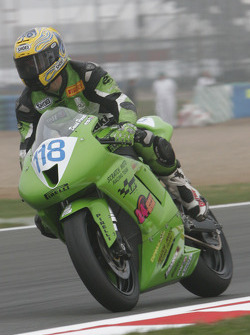 118-D.Perret-Kawasaki ZX-6R-Scratch Moto Racing Team